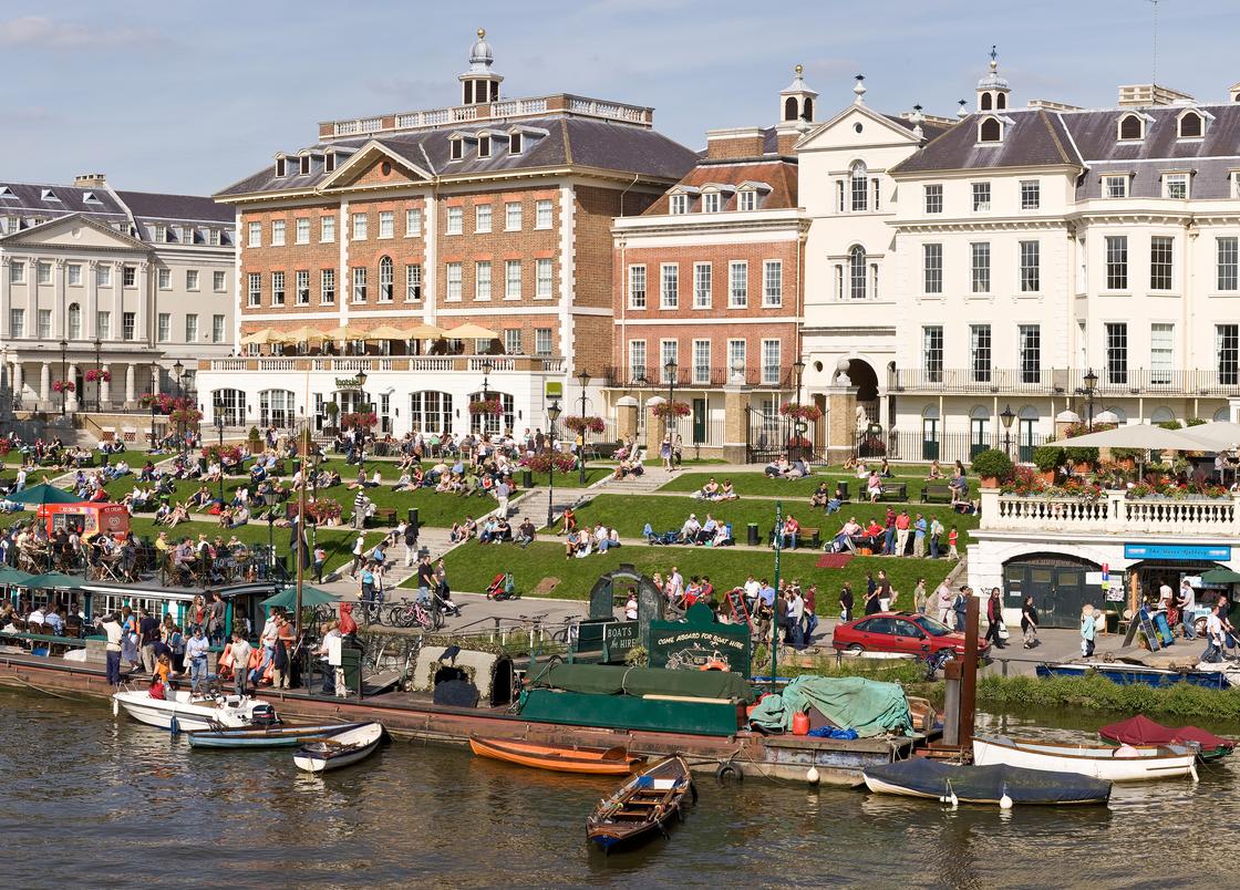 Courses ofEnglishinLondon Richmond Upon Thames