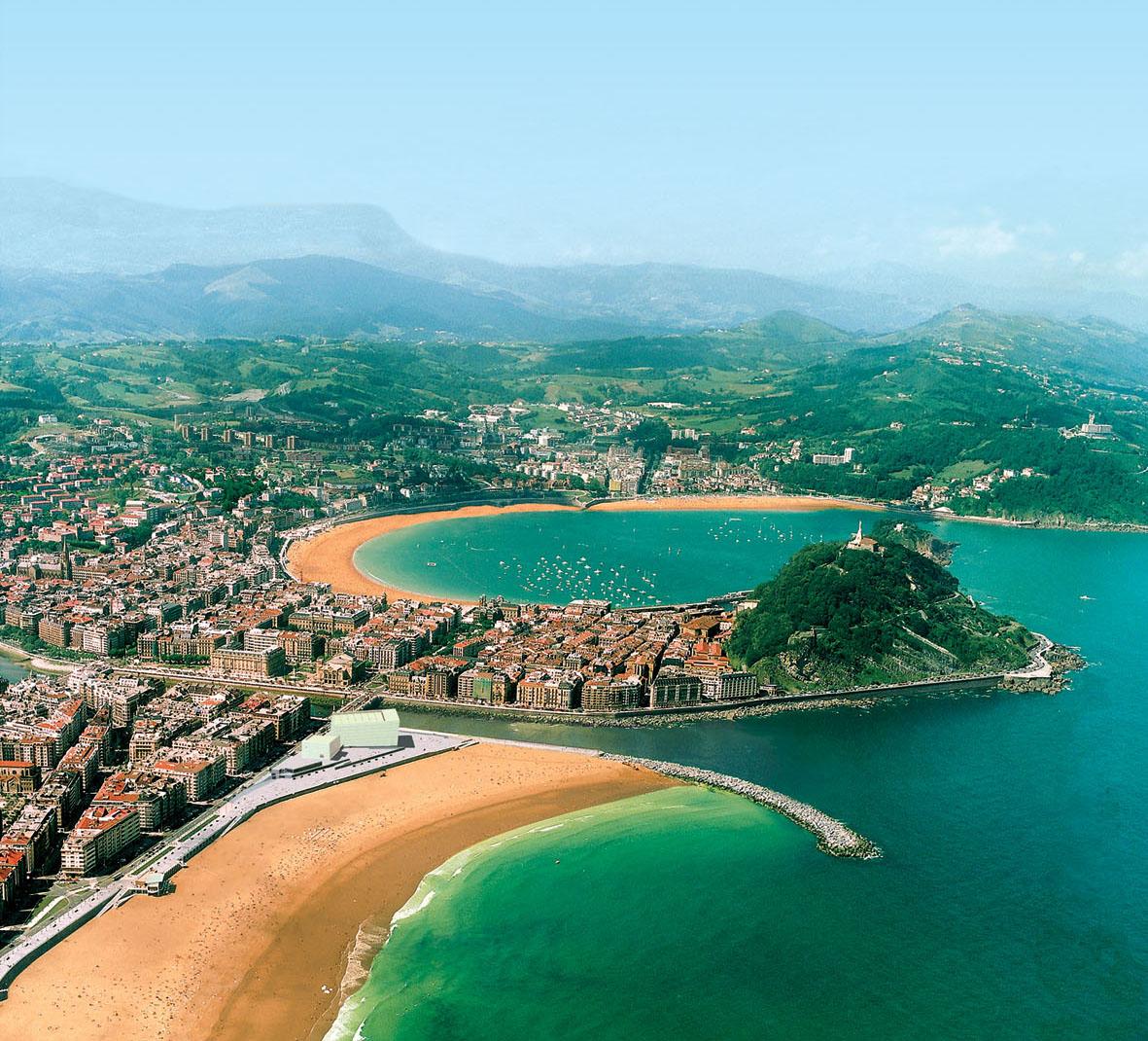Course Spanish in Summer camp in San Sebastian