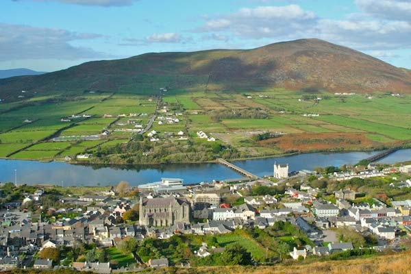 Course English in County of Kerry (Ireland) from 11 to 18 years old . Junior Independent