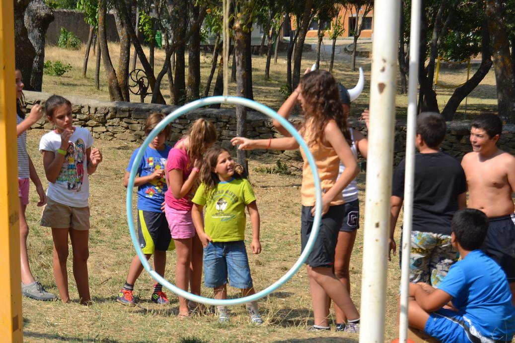 Camp in Sierra de Madrid (6 - 16 years old)