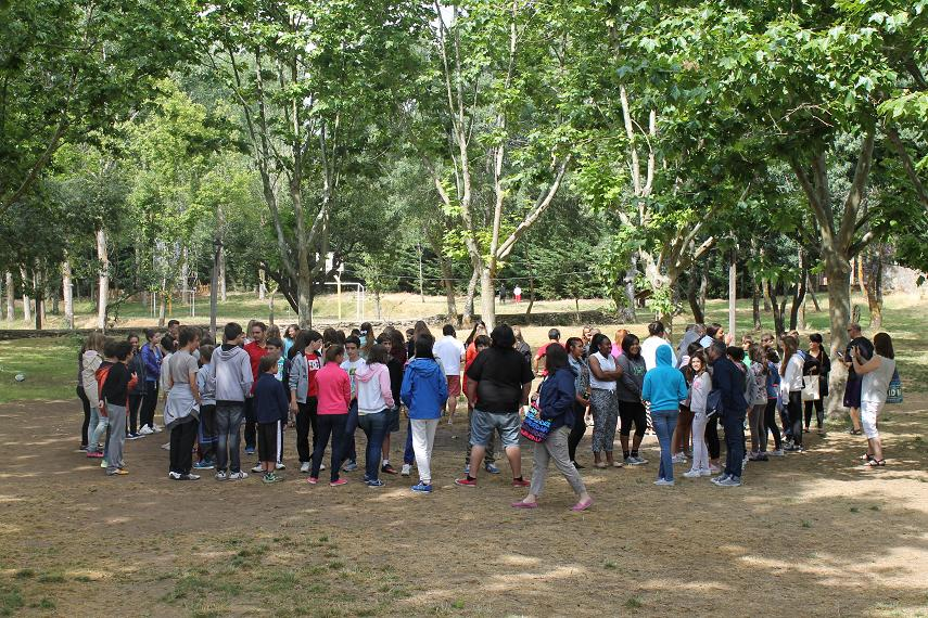 Course English in Camp in Sierra de Madrid (6 - 16 years old)