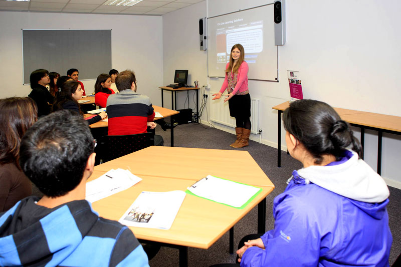 Course English in Nottingham