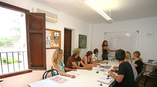 Course Spanish in Malaga