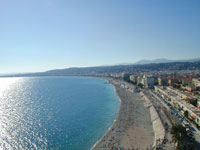 Course French in Nice (15 - 21 years). Junior Independent