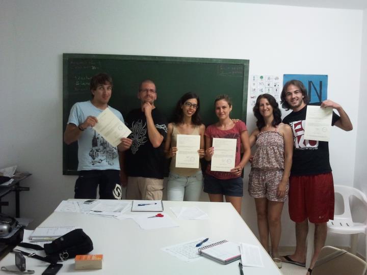 Course Spanish in O Grove (Galicia)