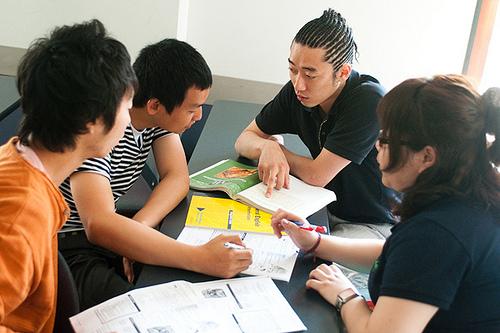 Course English in Berkeley - San Francisco