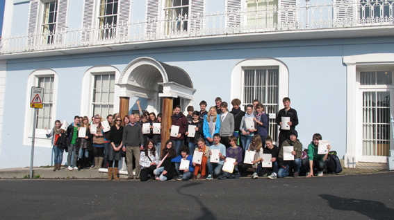 Course English in Torquay