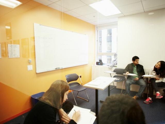 Course English in San Francisco