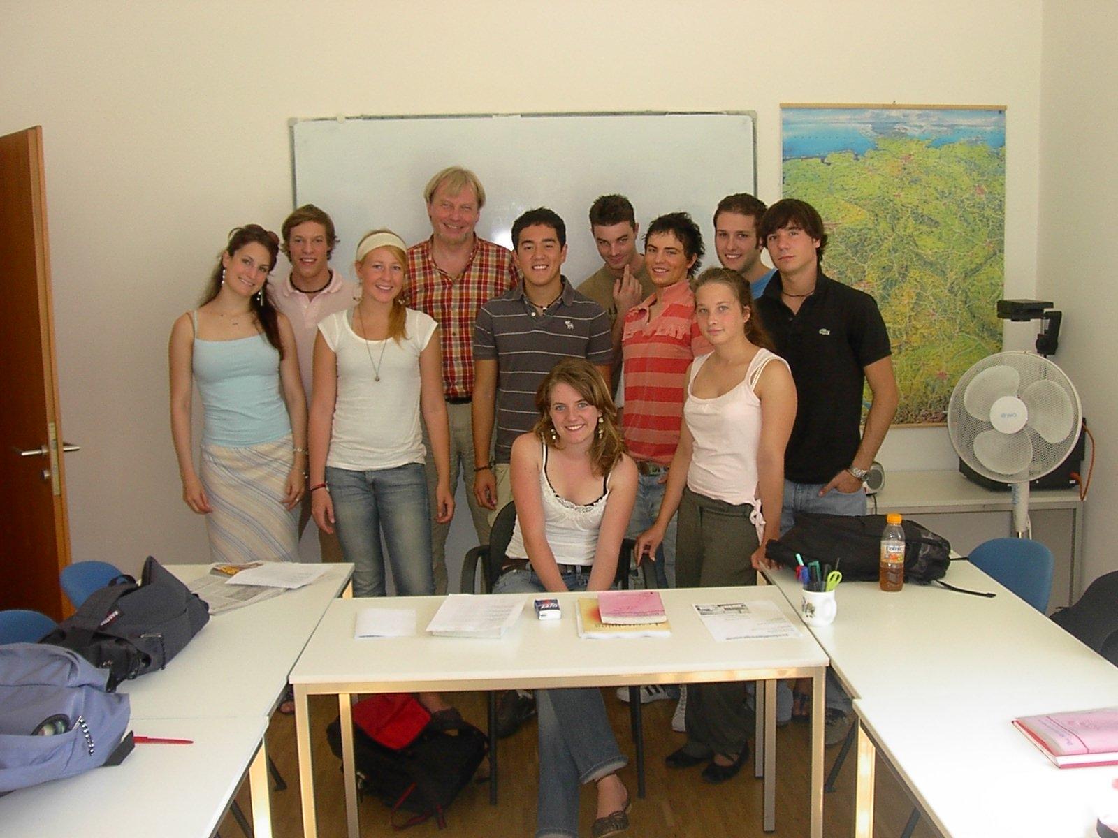 Course German in Munich