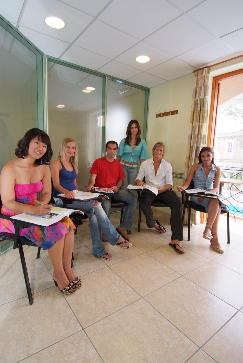 Course English in Malta - St Andrew's