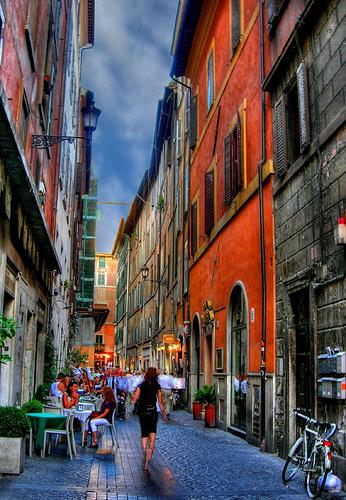 Course Italian in Rome