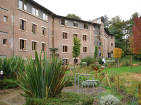 University Residence in Winchester