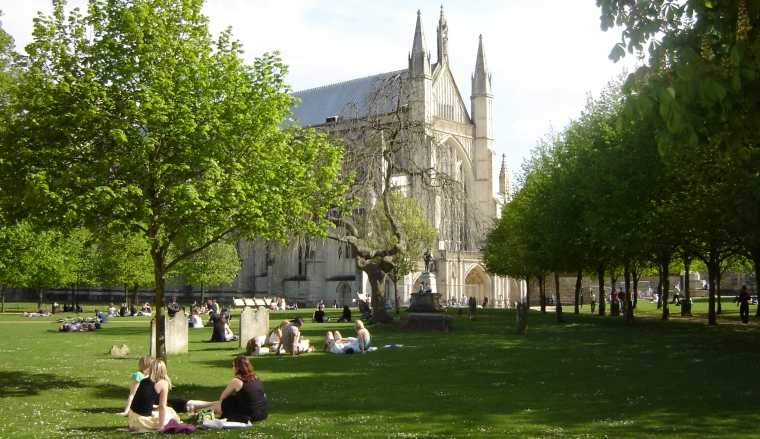 Course English in Winchester